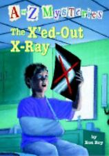 A to Z Mysteries: The X'ed-Out X-Ray (A Stepping Stone Book(TM))