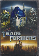 TRANSFORMERS 1 (DVD, 2007) NEW