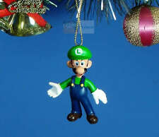 CHRISTBAUMSCHMUCK *R4 Home Party Weihnachten NINTENDO Super Mario Bros Luigi