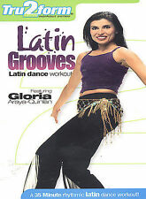 Latin Grooves: Latin Dance Workout Workout Featuring Gloria Araya-Quinlan...