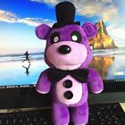 "12"" Five Nights At Freddy's Fazbear Freddy Purple Plush Toys Funko FNAF New"