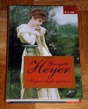 """Georgette Heyer """"IL GIOCO DEGLI EQUIVOCI"""" Sperling Serie Oro 1ªEd. (cop. rigida)"""