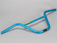 Mafiabikes Harry Main Madmain Hitmain Bars Aqua Blue, Mafia BMX Kush 2