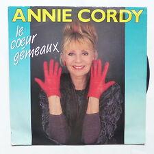ANNIE CORDY Le coeur gémeaux 6547307