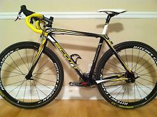 Scott Cross CX Addict RC Carbon Bike Size Medium