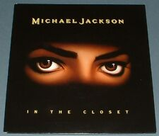 MICHAEL JACKSON in the closet 1992 DUTCH EPIC PS 45