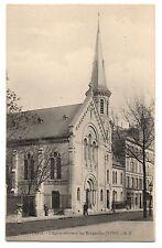 CPA 75 - PARIS 17ème - 688. L'Eglise réformée des Batignolles - G. I.