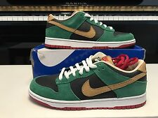 """Nike SB Dunk Low Premium """"High Life"""" Size 10.5 What The Forbes Paris Skunk"""