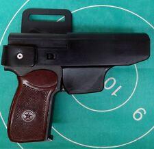 EFA-3 Makarov PM pistol self-charging holster plastic English instruction