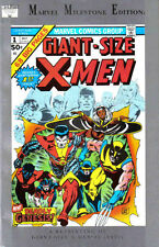 Marvel Milestones - Giant-Size X-Men #1 (1991) One-Shot