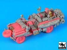 Black Dog 1/35 British SAS Land Rover Pink Panther Accessories (Italeri) T35117