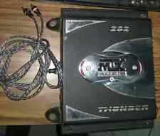 MTX AUDIO THUNDER 282 CAR AMPLIFIER