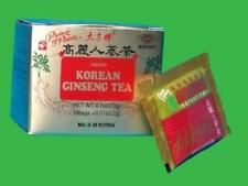Ginseng Instant Korean Tea Energy & Smoothie Boost Unisex, 10 bags $2.25