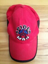 Vintage Child Spiderman Hat 1990's