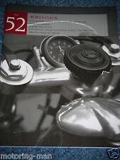 BROOKS AUCTION CATALOGUE 1996 No52 SOLIHULL WEST MIDLANDS EXCELSIOR JAP HONDA TT