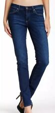 Adriano Goldschmied Women's Denim The Stella Slim Straight Jeans Sz 26 *I222