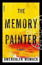 The Memory Painter: A Novel of Love and Reincarnation-ExLibrary