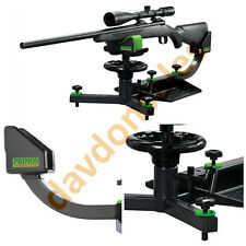 Shooting Rest Rifle Bench Anchor Range Target Hunt Sight Practice Steel Stand