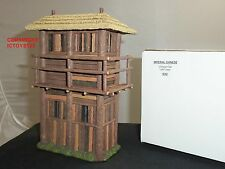 KING AND COUNTRY IC052 IMPERIAL COLLECTION CHINESE ARMY FORT LEFT TOWER BUILDING