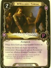 Lord of the Rings LCG  - 1x Visionäre Führung  #136 - Das Morgul-Tal