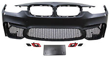 2012-2014 F80 M3 STYLE FRONT BUMPER NO PDC FOR BMW ALL F30 NO FOG LIGHT VERSION