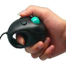 HH5 Finger HandHeld 4D USB Mini Portable Trackball Mouse Mice For Tablet PC XP