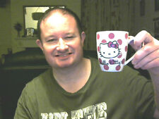 HELLO KITTY MUG GREAT GIFT! RELIABLE SELLER FREE UK POST