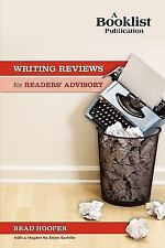 Writing Reviews for Readers Advisory (Bo
