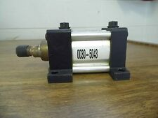 "Parker Series 2MA Air Cylinder 2.50"" Bore C2MAU34A / 1.000"" Stroke / 40mm Stroke"
