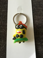 Despicable Me Hoola Minion Keyring (MD KR 5) Fast Postage