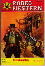 """Rodeo-Western Nr. 648 ***Zustand 2*** """"1. Serie"""""""