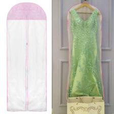 Large Wedding Dress Clothes Bridal Gown Garment Dustproof Storage Bag Cover