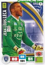 019 JEAN-LOUIS LECA FRANCE SC.BASTIA CARD ADRENALYN LIGUE 1 2017 PANINI