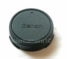 Rear Lens Cap Dust Safety Cover For Canon FD Mount T-50 T-60 AE-1P New