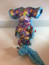 TY Beanie Baby SLEDGE 2002 Retired P.E. Pellets