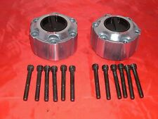 NISSAN D21 & D22  NAVARA PAIR OF  FREE WHEELING HUBS WITH BOLTS  1992 ON