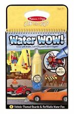 Melissa and Doug Water Wow! Vehicles #5375 New