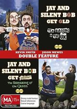 Jay And Silent Bob Get Old / Jay And Silent Bob Get Irish (DVD, 2013, 4-Disc...