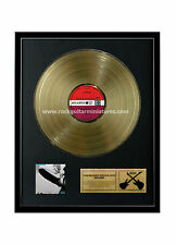 RGM1170 Led Zeppelin Gold Disc 24K Plated LP 12""