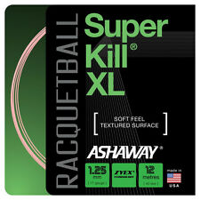 Ashaway SUPER KILL 1,25 mm 17 Squash Stringhe Set