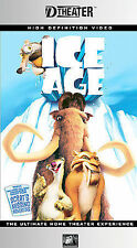 Ice Age D-VHS HD Video Movie DVHS Digital Theater