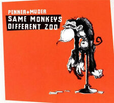 PENNER + MUDER = same monkeys different zoo = DEEP HOUSE TECH HOUSE ELECTRO !!