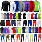 Mens Sport Compression Shirt Base Layers Tops Tight T-Shirts/Vests/Pants Shorts