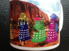 Dr Who Daleks as Tourists in Australia Mug