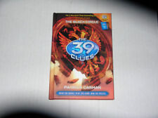 39 Clues Book 5: The Black Circle by Patrick Carman(2009) SIGNED 1st/1st