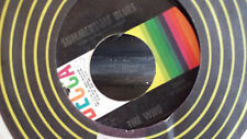 THE WHO SUMMERTIME BLUES / HEAVEN AND HELL ON DECCA RECORDS