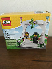 "LEGO 40165 SEASONAL EXCLUSIVE 2016 "" WEDDING FAVOR SET """