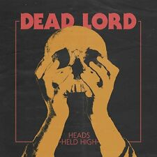 DEAD LORD - Heads Held High (NEW+LIM. DIGIPAK + PATCH*HARD ROCK*THIN LIZZY)