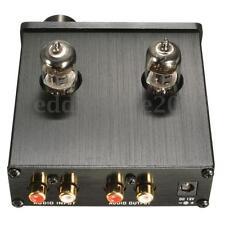 Audio Mini 6J1 Valve & Vacuum Tube Pre-Amplifier Stereo HiFi Buffer Preamp