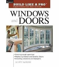 Build Like A Pro - Doors And Windows (2003) - Used - Trade Paper (Paper